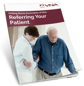 Checklist: Referring Your Patient to VNA of Ohio