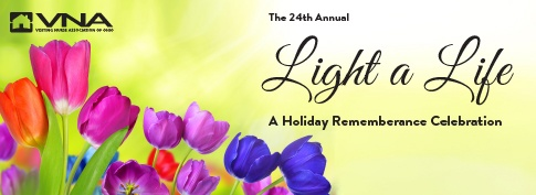 The 24th Annual Light a Life Ceremony