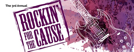 3rd Annual Rockin' for the Cause