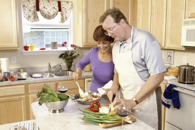 The Family Caregiver Diet